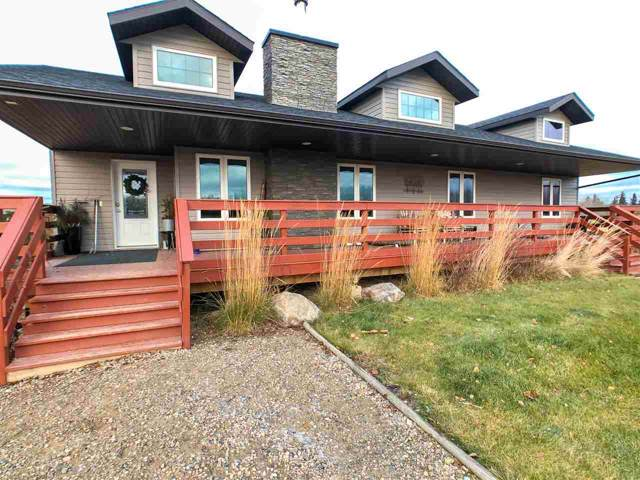 #1 43214 Twp Rd 640, Rural Bonnyville M.D., AB T9M 1P5 (#E4180300) :: The Foundry Real Estate Company