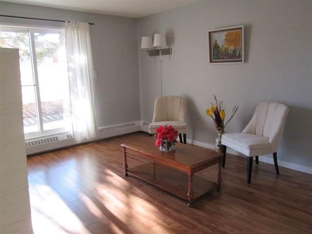 112 17109 67 Avenue, Edmonton, AB T5T 6E6 (#E4180382) :: Initia Real Estate