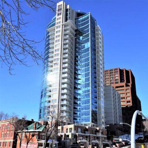 1602 9720 106 Street, Edmonton, AB T5K 1B6 (#E4180389) :: The Foundry Real Estate Company