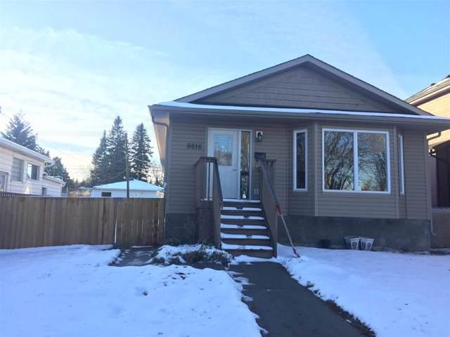 9816 153 Street, Edmonton, AB T5P 2A7 (#E4180417) :: Initia Real Estate