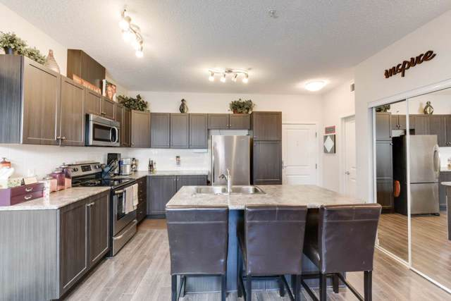 114 1820 Rutherford Road, Edmonton, AB T6W 2K6 (#E4180422) :: The Foundry Real Estate Company