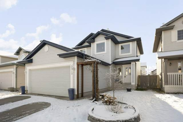 3515 Mclean Crescent, Edmonton, AB T6W 1M2 (#E4180449) :: The Foundry Real Estate Company