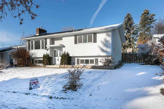 12 Livingstone Crescent, St. Albert, AB T8N 2H3 (#E4180456) :: The Foundry Real Estate Company