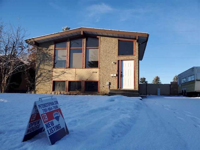 2504 89 Street, Edmonton, AB T6K 2Z2 (#E4180571) :: Initia Real Estate