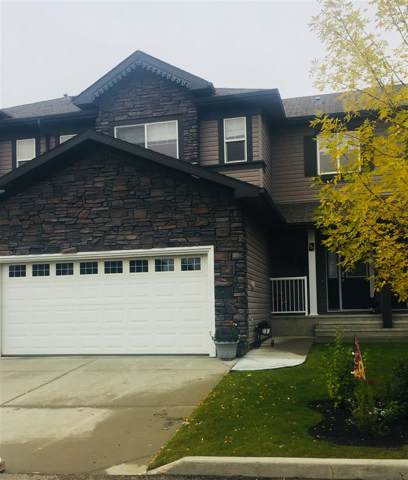 127 89 Rue Monette, Beaumont, AB T4X 1T7 (#E4180593) :: The Foundry Real Estate Company