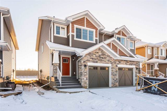 559 Ebbers Way, Edmonton, AB T5Y 3T8 (#E4180643) :: The Foundry Real Estate Company