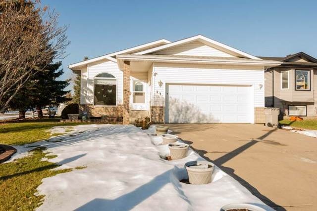 27 Westview Drive, Calmar, AB T0C 0V0 (#E4180776) :: Initia Real Estate