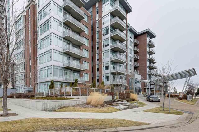 206 2606 109 Street NW, Edmonton, AB T6J 3S9 (#E4180812) :: Initia Real Estate