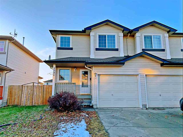 3746 21 Street, Edmonton, AB T6T 1R7 (#E4180896) :: Initia Real Estate