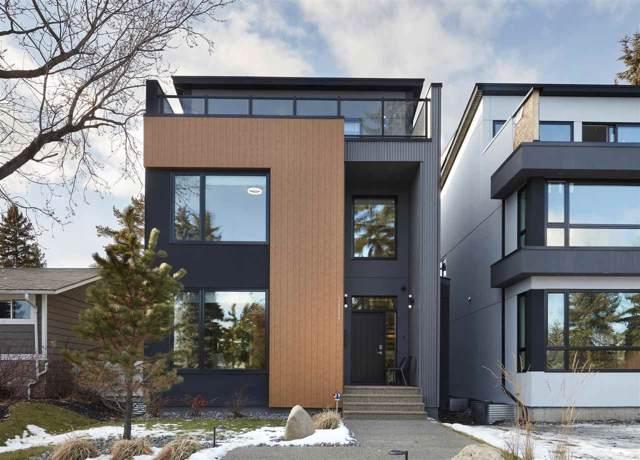 7812 142 Street, Edmonton, AB T5R 0L8 (#E4180911) :: Initia Real Estate