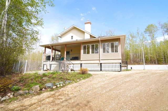 58 52228 RGE RD 30, Rural Parkland County, AB T7Y 2M5 (#E4180955) :: Müve Team | RE/MAX Elite