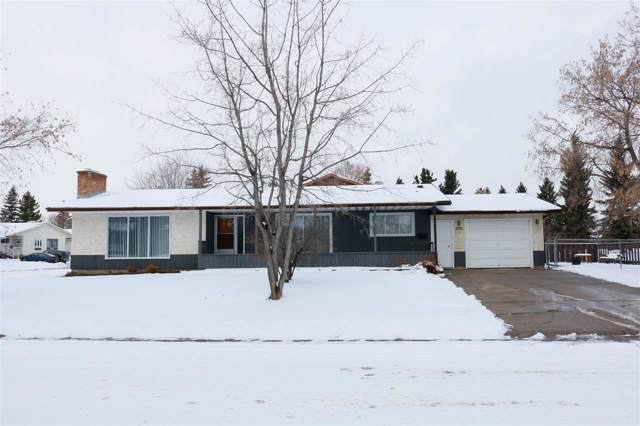 3705 54 Street, Wetaskiwin, AB T9A 2L1 (#E4180997) :: The Foundry Real Estate Company