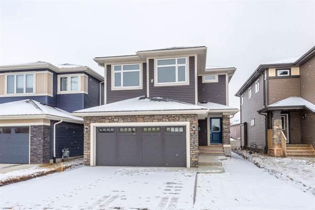 6043 Rosenthal Way, Edmonton, AB T5T 7E1 (#E4181004) :: The Foundry Real Estate Company