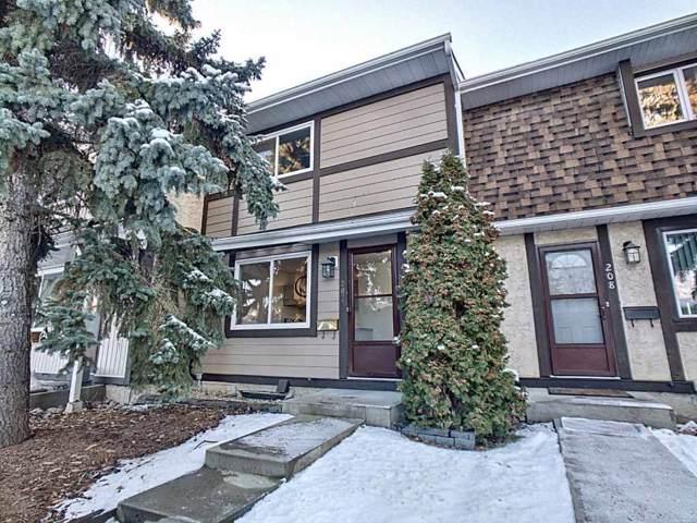 207 Tudor Lane, Edmonton, AB T6J 5R7 (#E4181026) :: Initia Real Estate