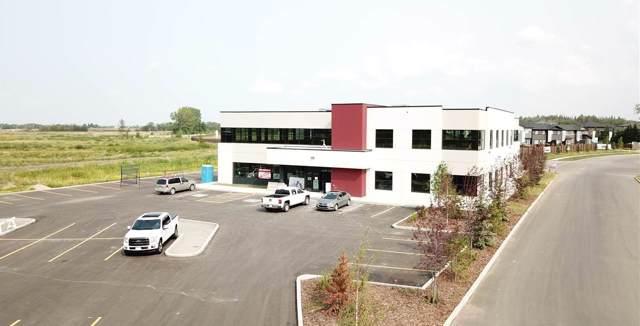 #221 20 Westwind Dr, Spruce Grove, AB T7X 0B9 (#E4181052) :: Müve Team | RE/MAX Elite