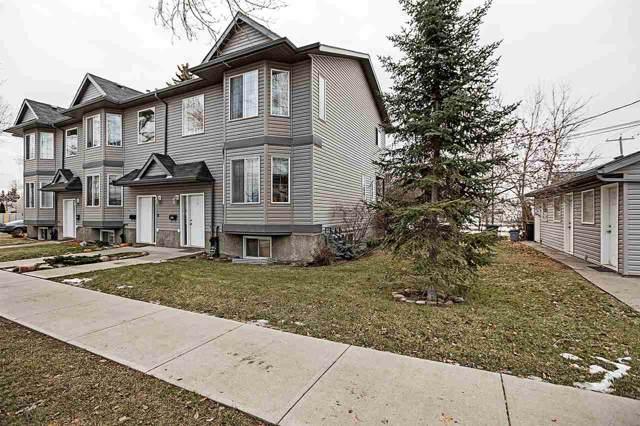 8807 123 Avenue, Edmonton, AB T5B 0B9 (#E4181079) :: Initia Real Estate
