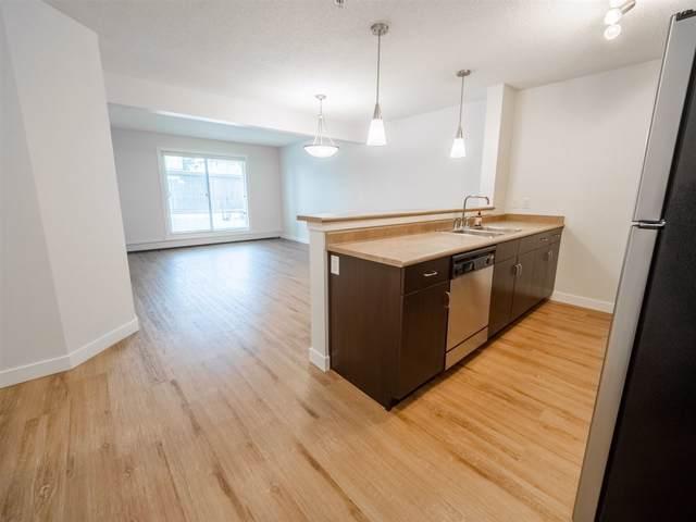 122 1180 Hyndman Road, Edmonton, AB T5A 0P8 (#E4181096) :: Initia Real Estate