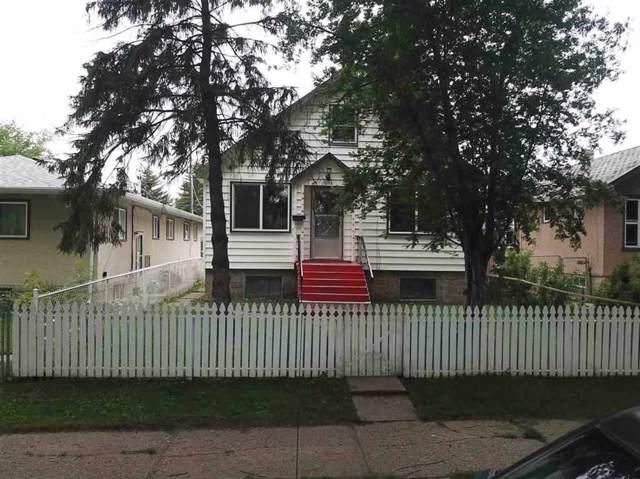 12108 85 Street, Edmonton, AB T5B 3G6 (#E4181136) :: Initia Real Estate