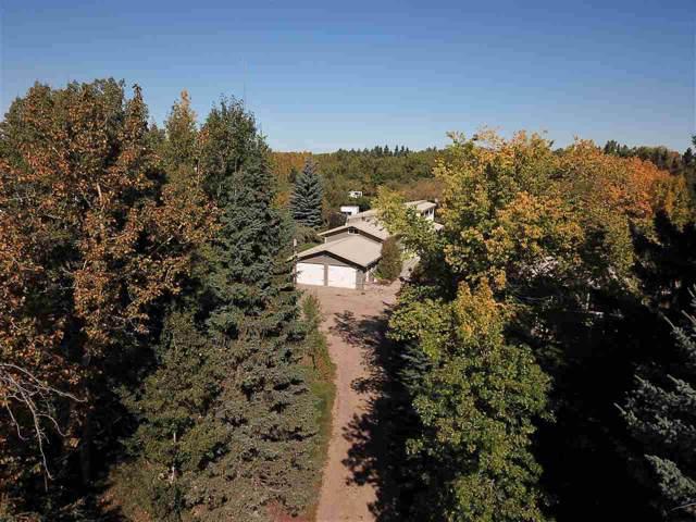 1000 Bauer Avenue, Rural Parkland County, AB T7Z 2S9 (#E4181171) :: Initia Real Estate