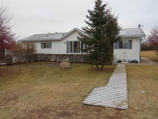 11062 Twp 432, Rural Flagstaff County, AB T0B 1V0 (#E4181187) :: The Foundry Real Estate Company