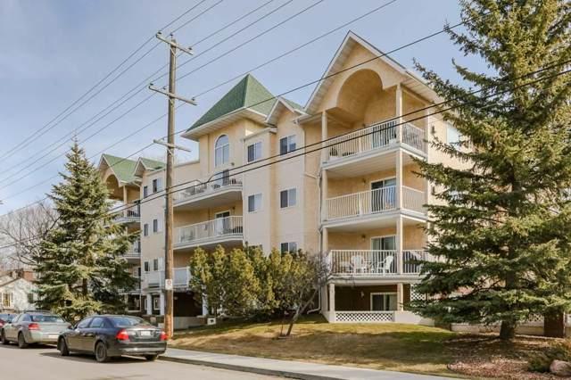 301 7725 108 Street, Edmonton, AB T6E 4L9 (#E4181203) :: The Foundry Real Estate Company