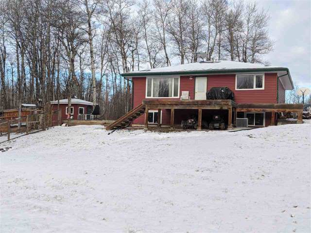 37 52528- RR191, Rural Beaver County, AB T0B 4J0 (#E4181241) :: The Foundry Real Estate Company