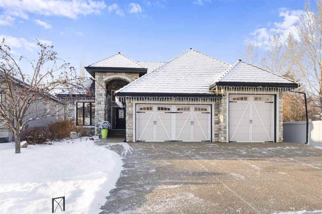 268 Kingswood Boulevard, St. Albert, AB T8N 1B9 (#E4181318) :: Müve Team | RE/MAX Elite