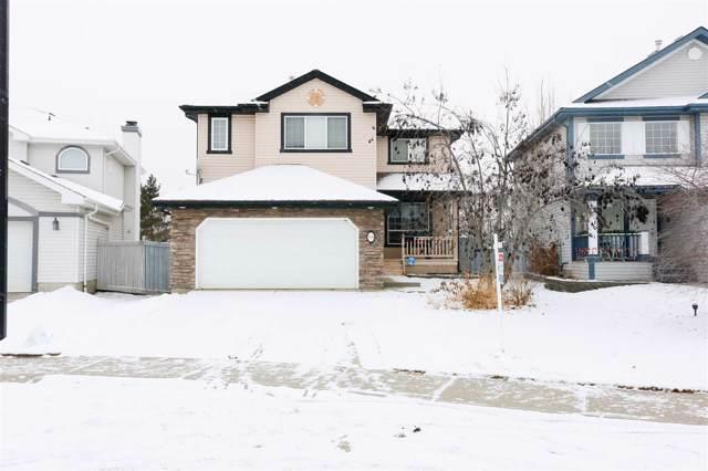 308 Galbraith Close, Edmonton, AB T5T 6K2 (#E4181347) :: Initia Real Estate