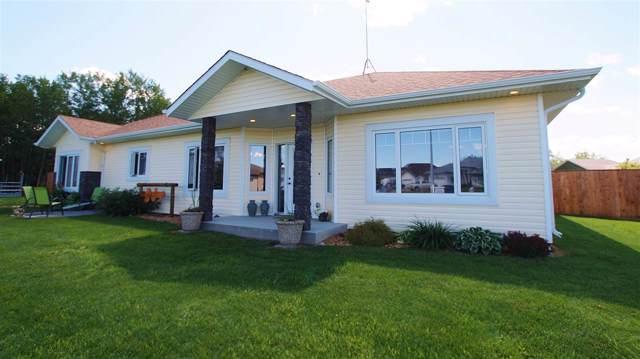 4821 52 Ave, Thorsby, AB T0C 2P0 (#E4181395) :: Initia Real Estate