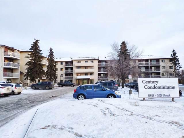 406 1945 105 Street, Edmonton, AB T6J 5N6 (#E4181406) :: Initia Real Estate