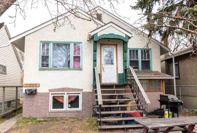 7806 118 Ave NW, Edmonton, AB T5B 0R4 (#E4181537) :: Initia Real Estate