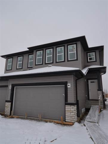 68 Springwood Way, Spruce Grove, AB T7X 0L4 (#E4181564) :: The Foundry Real Estate Company