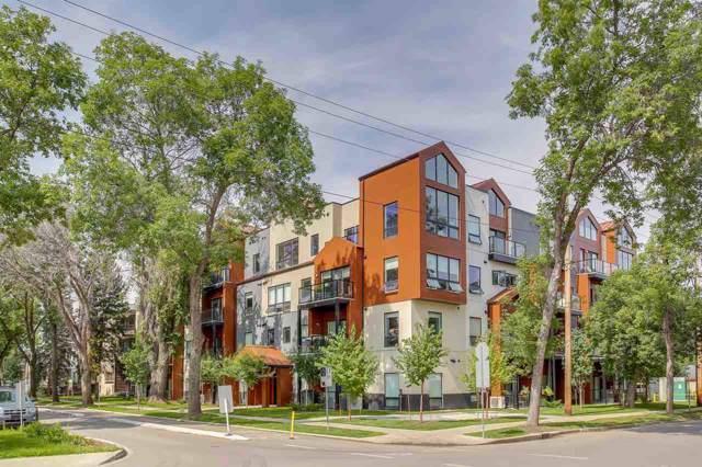 305 10006 83 Avenue, Edmonton, AB T6E 2C2 (#E4181661) :: The Foundry Real Estate Company