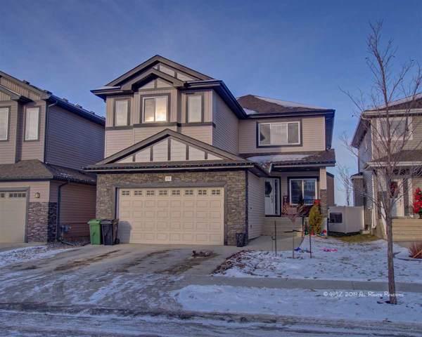 178 Woodhill Lane, Fort Saskatchewan, AB T8L 0L5 (#E4181667) :: Initia Real Estate