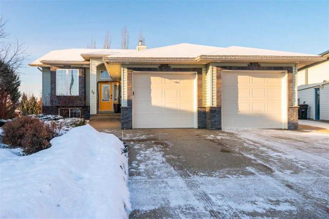 12 Deerfield Court, Spruce Grove, AB T7X 4B1 (#E4181676) :: The Foundry Real Estate Company