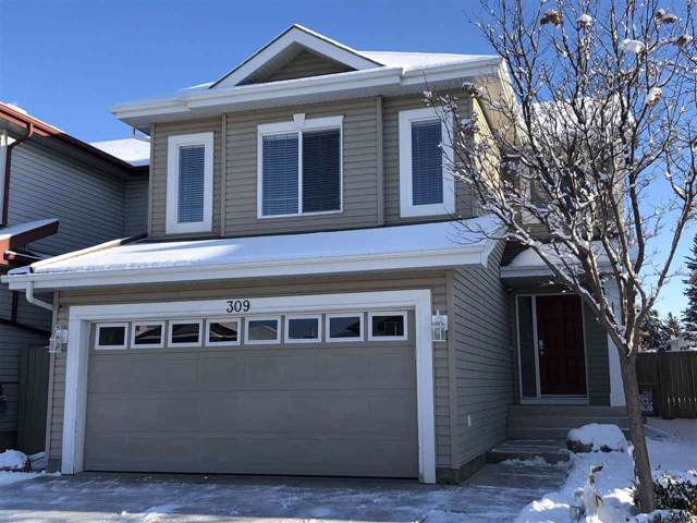 309 79 Street, Edmonton, AB T6X 1N2 (#E4181703) :: The Foundry Real Estate Company