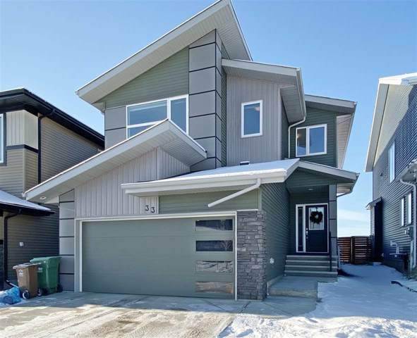 33 Red Fox Way, St. Albert, AB T8N 7T7 (#E4181739) :: Müve Team | RE/MAX Elite