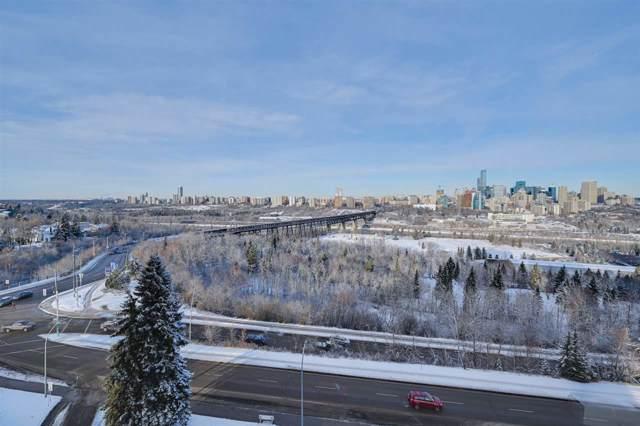 1005 10883 Saskatchewan Drive NW, Edmonton, AB T6E 4S8 (#E4181750) :: Müve Team   RE/MAX Elite
