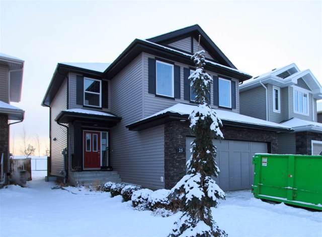 25 Dittrich Avenue, Fort Saskatchewan, AB T8L 0N4 (#E4181753) :: Müve Team | RE/MAX Elite