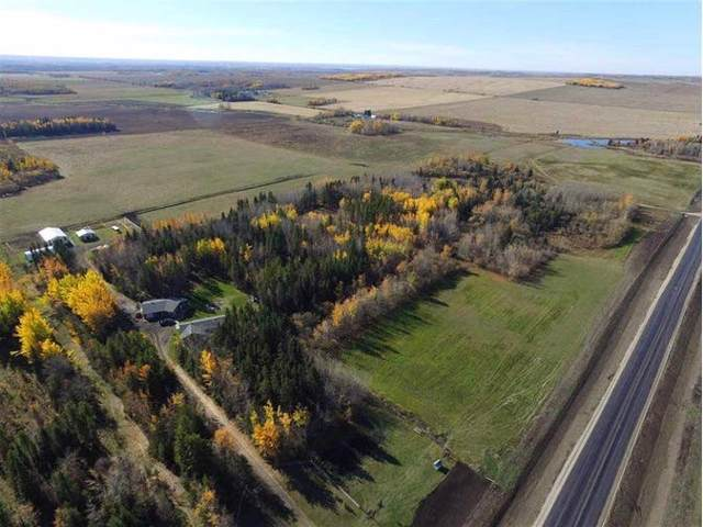 8417 Township Road 550, Rural Yellowhead, AB T0E 0T0 (#E4181784) :: Müve Team | RE/MAX Elite
