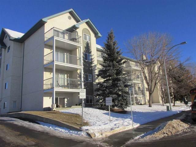 111 6710 158 Avenue, Edmonton, AB T5Z 3A7 (#E4181797) :: Initia Real Estate