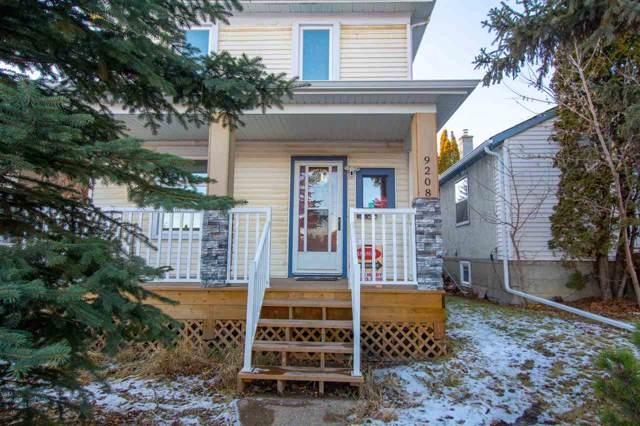 9208 85 Street, Edmonton, AB T6C 3C7 (#E4181833) :: Initia Real Estate