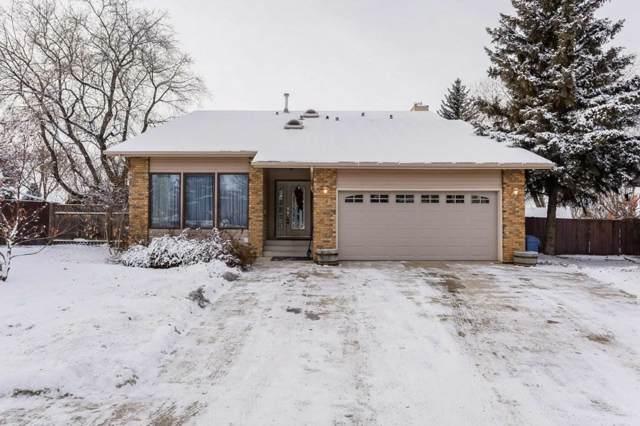 235 Grand Meadow Crescent, Edmonton, AB T6L 1W9 (#E4181869) :: Initia Real Estate