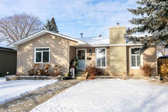 106 Glenwood Crescent, St. Albert, AB T8N 1X5 (#E4181877) :: The Foundry Real Estate Company