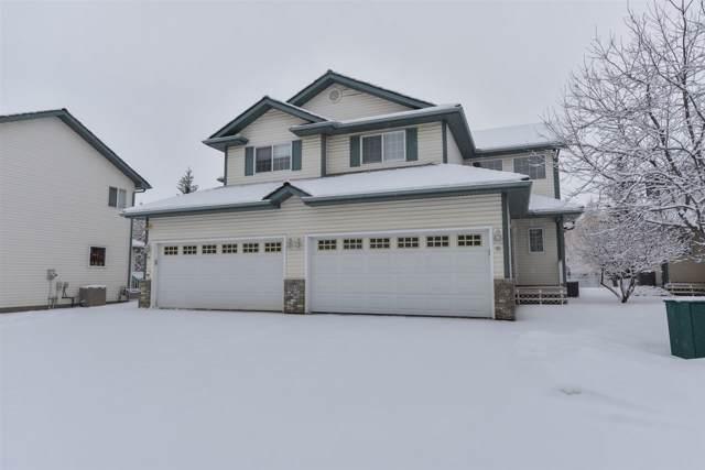 16 211 Blackburn Drive E, Edmonton, AB T6W 1C8 (#E4181904) :: Initia Real Estate