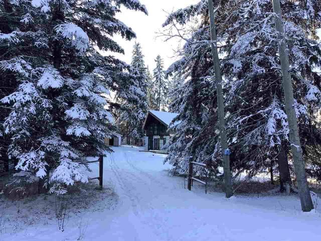 87 4418 Highway 633, Rural Lac Ste. Anne County, AB T0E 0L0 (#E4181918) :: Initia Real Estate