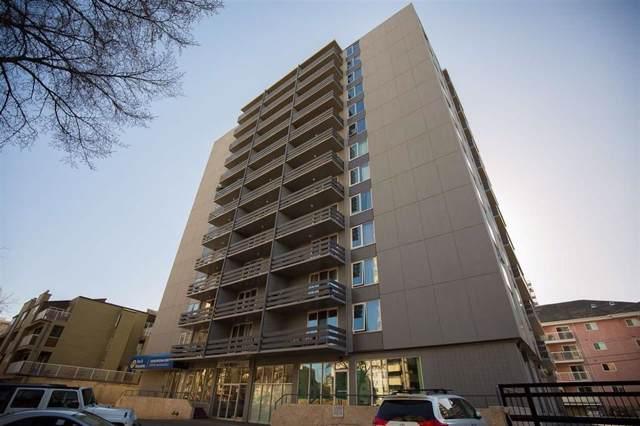 204 10160 116 Street, Edmonton, AB T5K 1V9 (#E4181925) :: The Foundry Real Estate Company