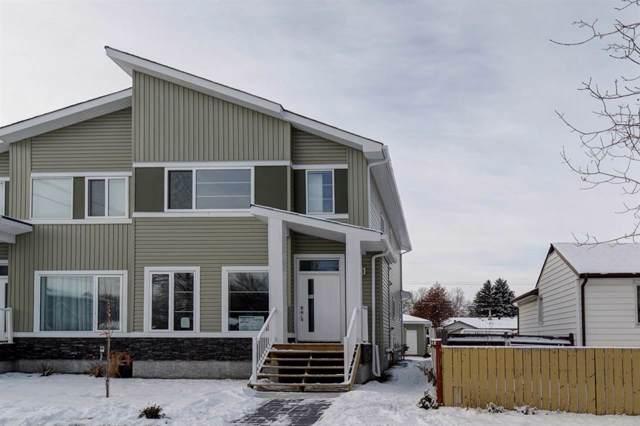 12904 123 Street, Edmonton, AB T5L 0J5 (#E4181933) :: Initia Real Estate
