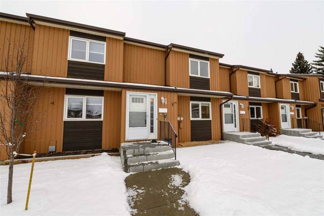 39 3115 119 Street, Edmonton, AB T6J 5N5 (#E4181943) :: Initia Real Estate