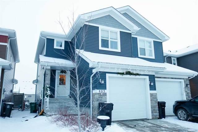 465 Reed Crescent, Leduc, AB T9E 0R5 (#E4181951) :: The Foundry Real Estate Company